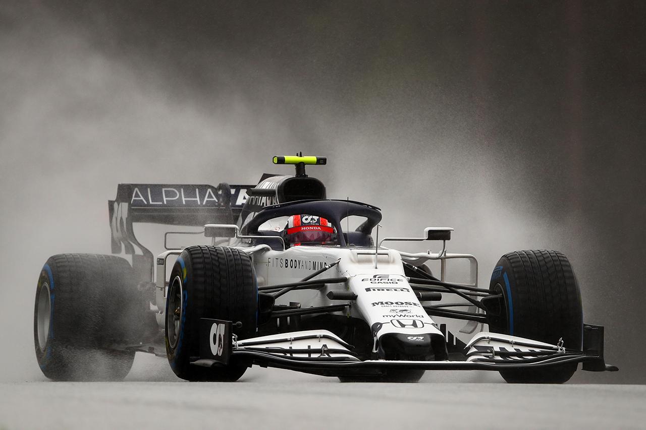 ピエール・ガスリー 「Q3進出に満足。黄旗がなければ5番手も可能だった」 / アルファタウリ・ホンダF1 シュタイアーマルクGP 予選
