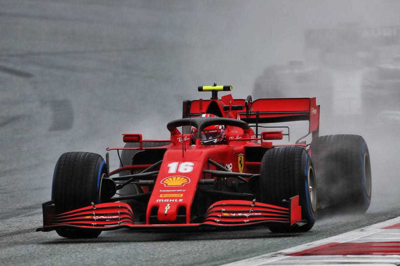 シャルル・ルクレール、F1シュタイアーマルクGPの予選で2件の審議対象