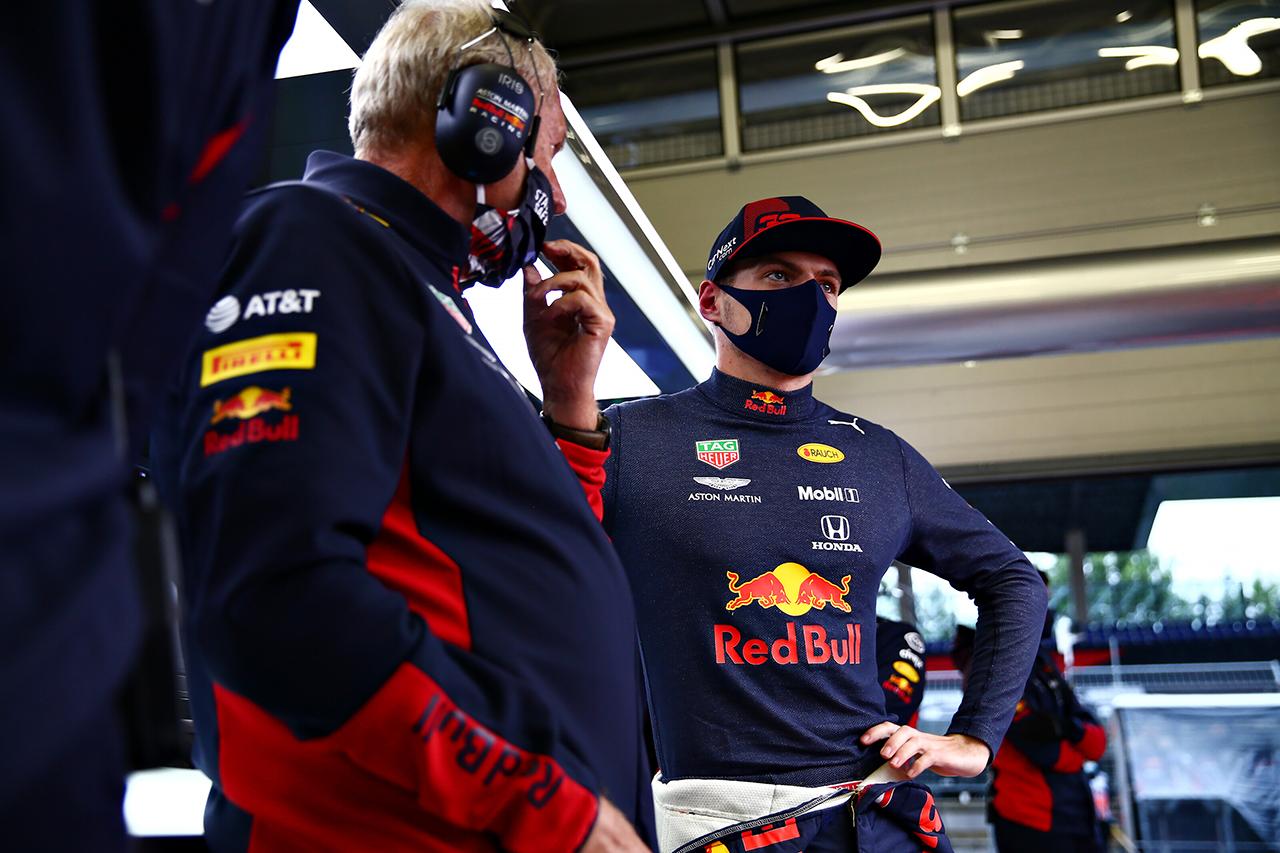 レッドブル・ホンダF1 「決勝は戦略とレースペースで結果を出したい」 / F1シュタイアーマルクGP 予選