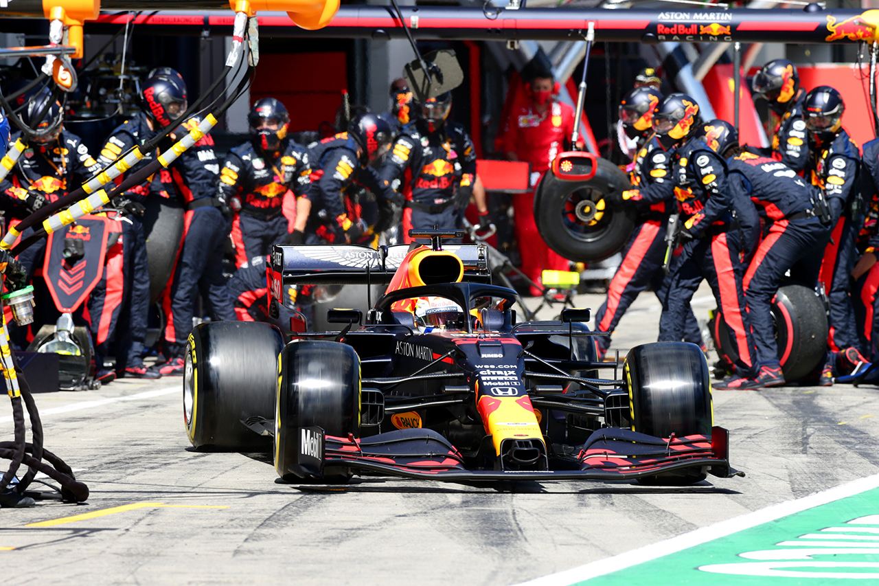 【速報】 F1シュタイアーマルクGP 決勝 結果:フェルスタッペンが3位表彰台