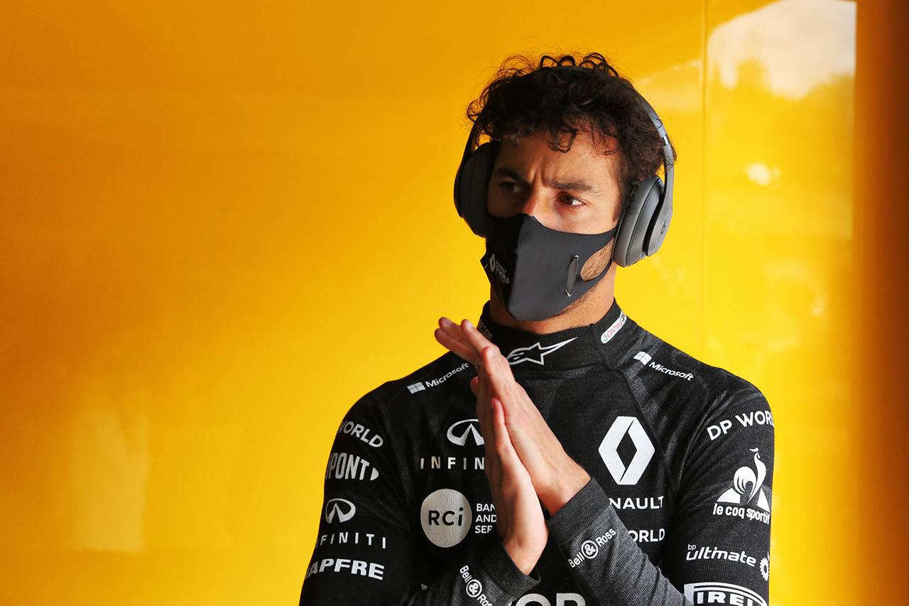 ダニエル・リカルド、ストロールの強引な追い抜きに激怒 / ルノーF1 シュタイアーマルクGP 決勝