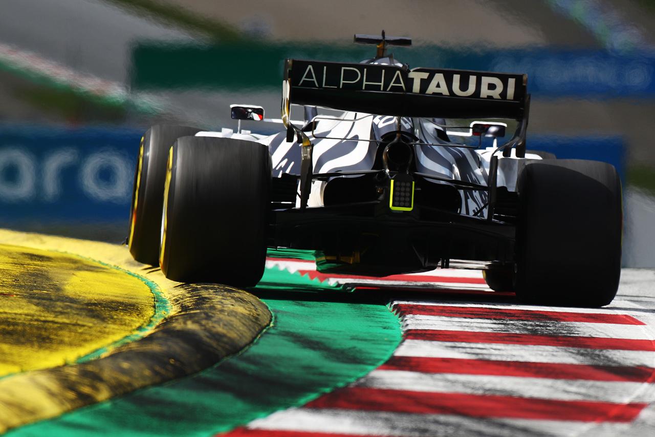 アルファタウリ・ホンダF1、10位入賞も落胆 「レースペースに欠けていた」 / F1シュタイアーマルクGP 決勝