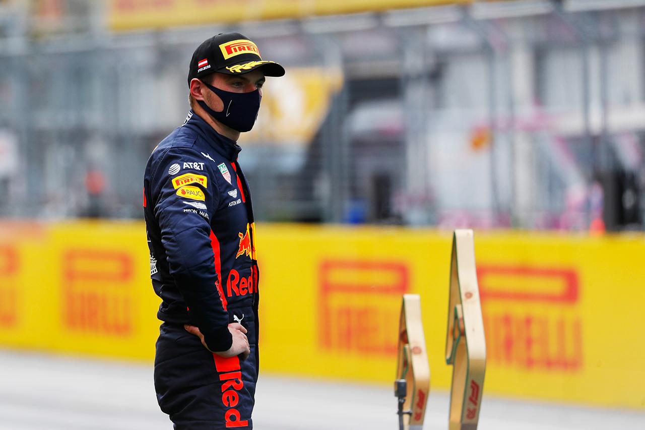 マックス・フェルスタッペン、3位表彰台も「望んでいる位置はもっと上にある」 / レッドブル・ホンダF1 シュタイアーマルクGP 決勝
