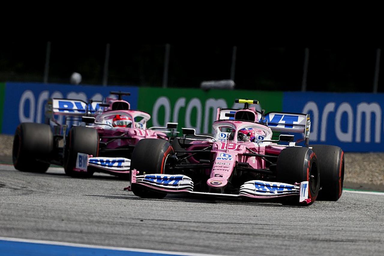 """ルノーF1、レーシング・ポイントF1の""""ピンクメルセデス""""を正式に抗議"""
