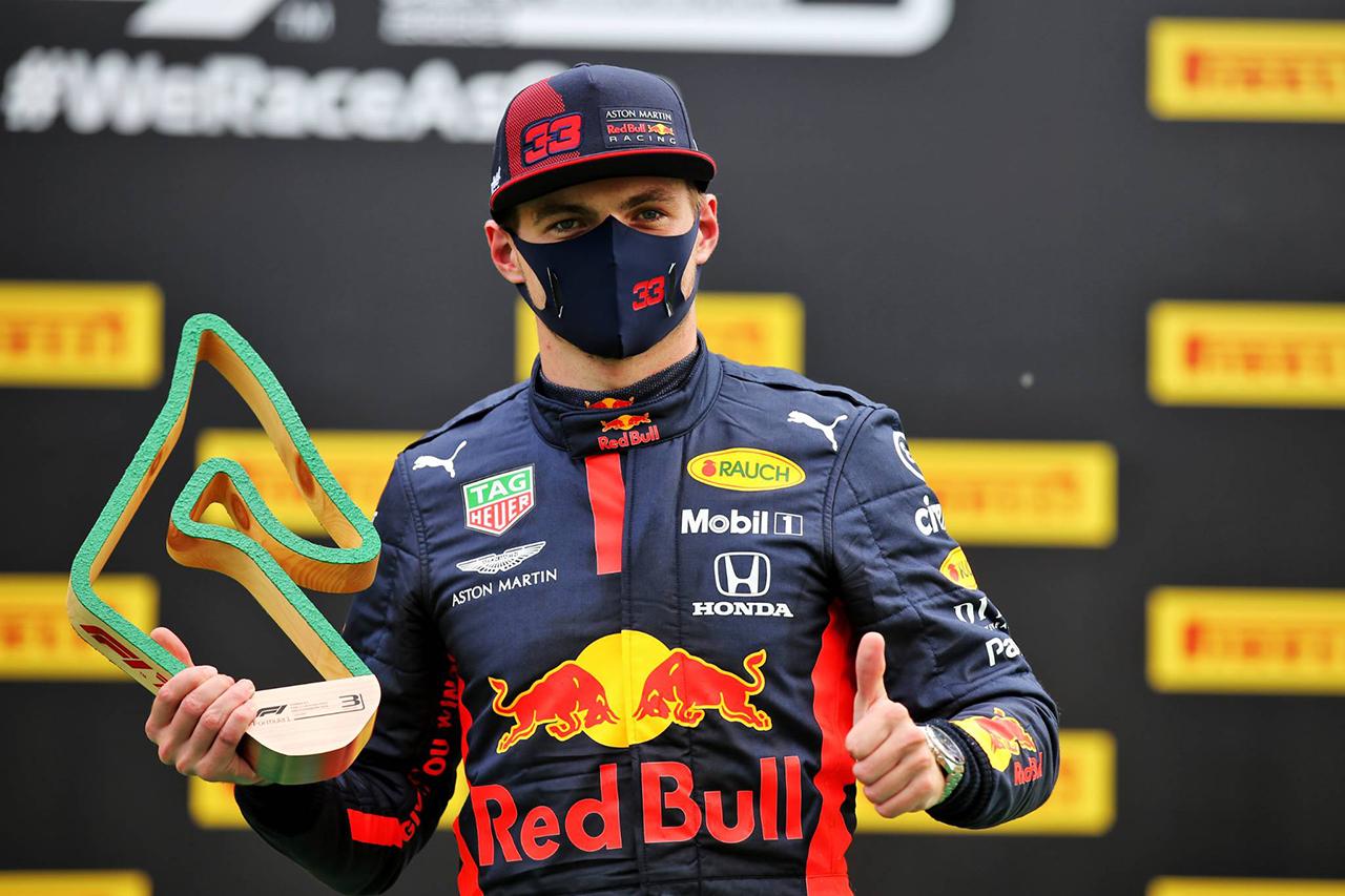 マックス・フェルスタッペン 「メルセデスF1と戦うには僕たちは遅すぎる」 / レッドブル・ホンダF1 シュタイアーマルクGP 決勝