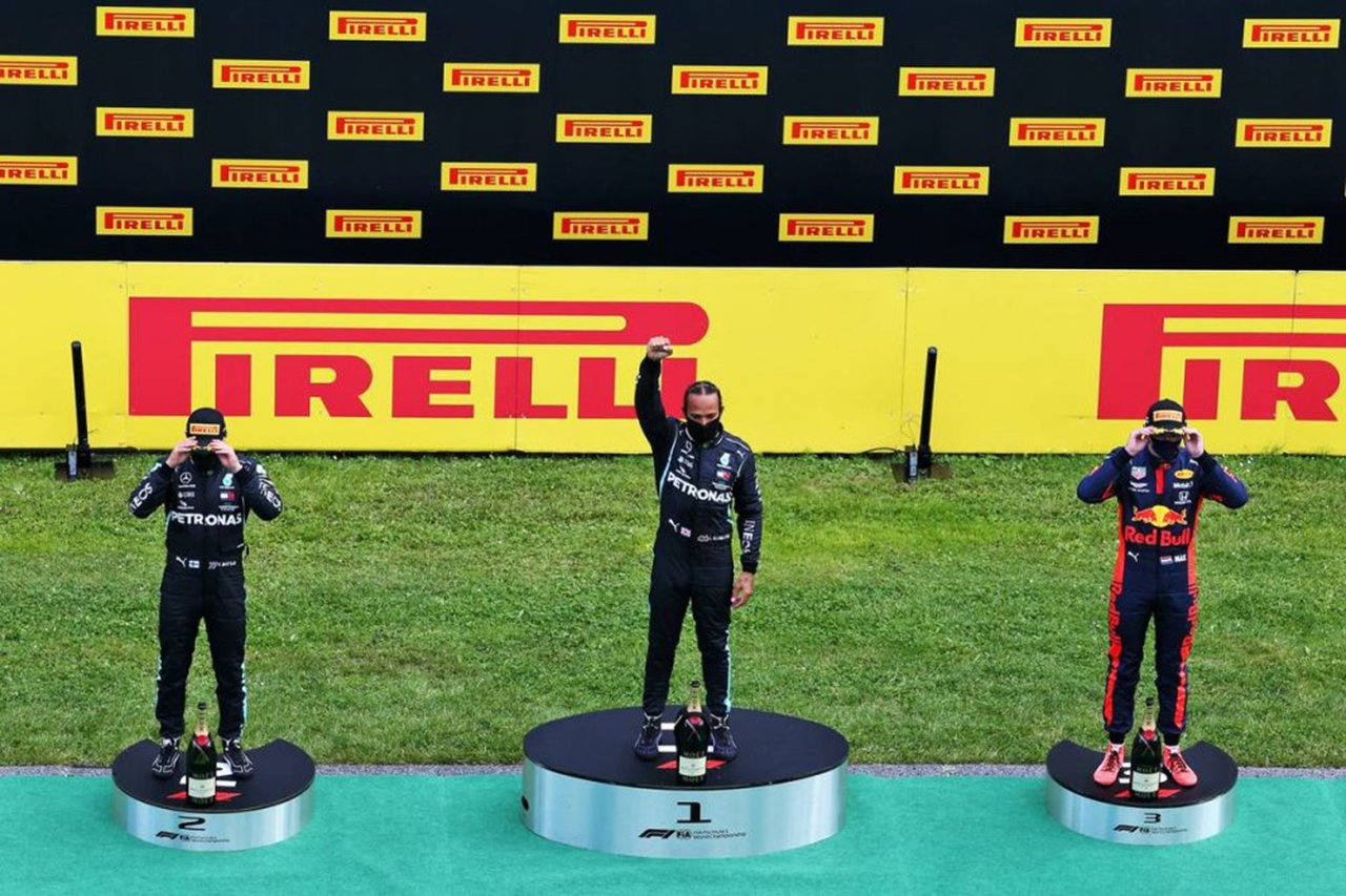 2020年 F1ポイントランキング:バルテリ・ボッタスが首位をキープ / F1シュタイアーマルクGP