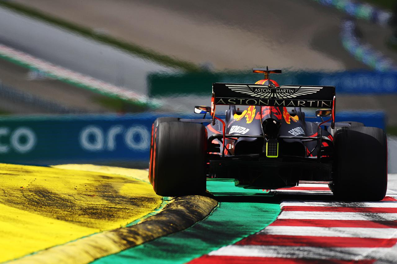レッドブルF1代表 「メルセデスの方が速く、戦略的にも選択肢があった」 / F1シュタイーマルクGP 決勝