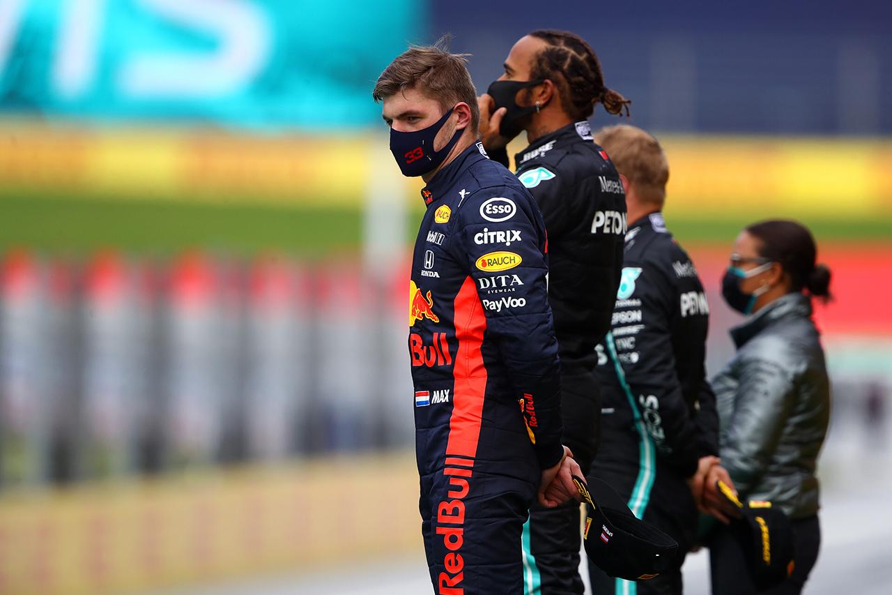 マックス・フェルスタッペン、メルセデスに敗北も「後続との差は衝撃的」 / レッドブル・ホンダF1
