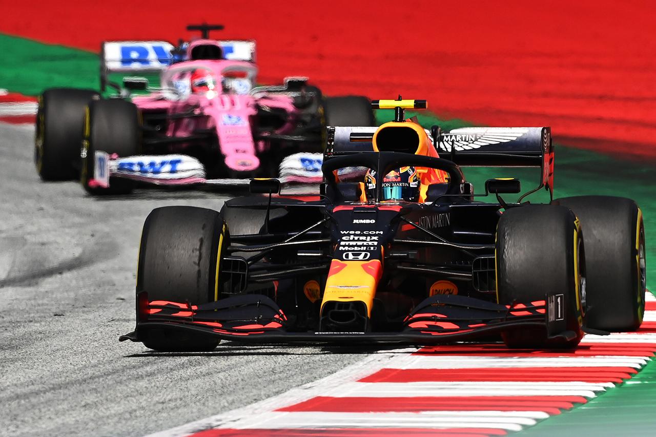 レッドブル・ホンダF1 「誰もがレーシング・ポイントを警戒している」