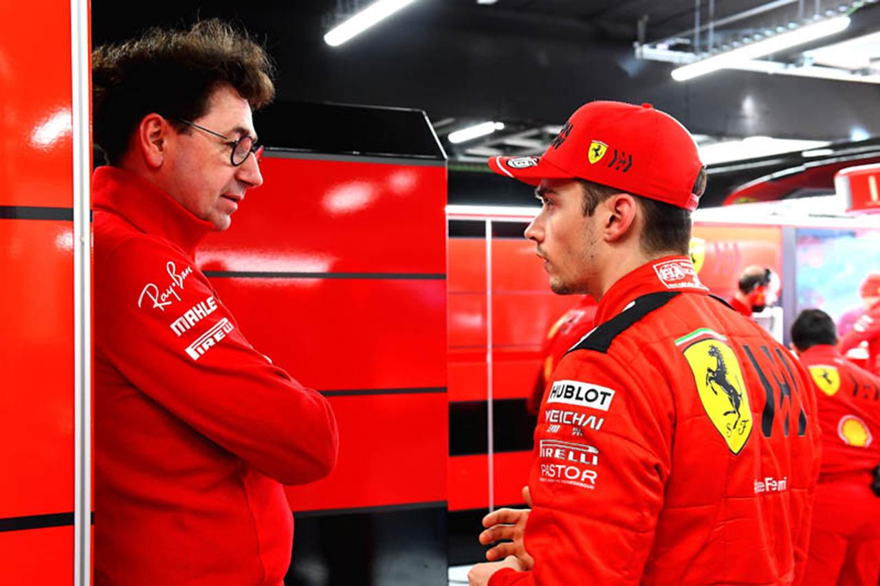 ロス・ブラウン 「フェラーリF1の復調への道のりは長い」