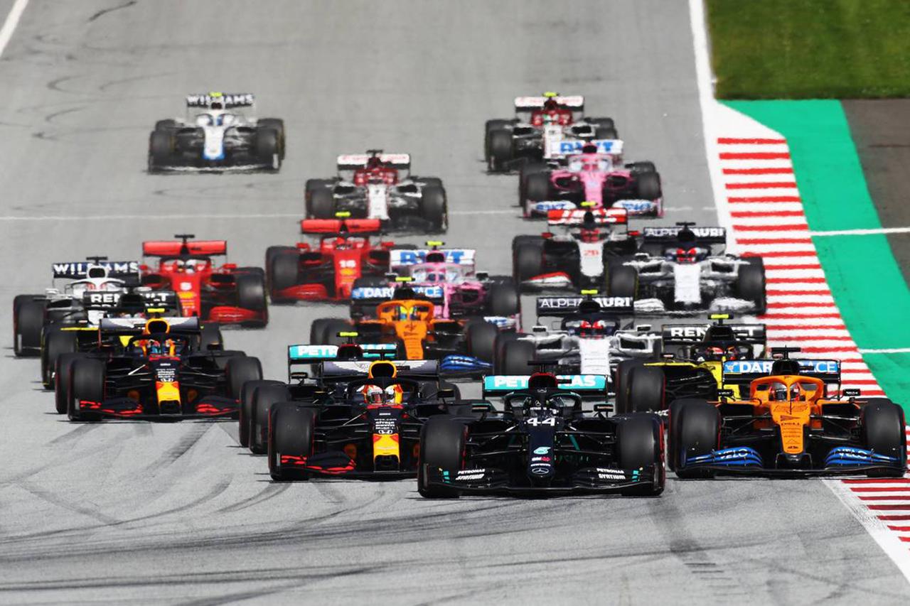 2020年 F1ハンガリーGP テレビ放送時間&タイムスケジュール