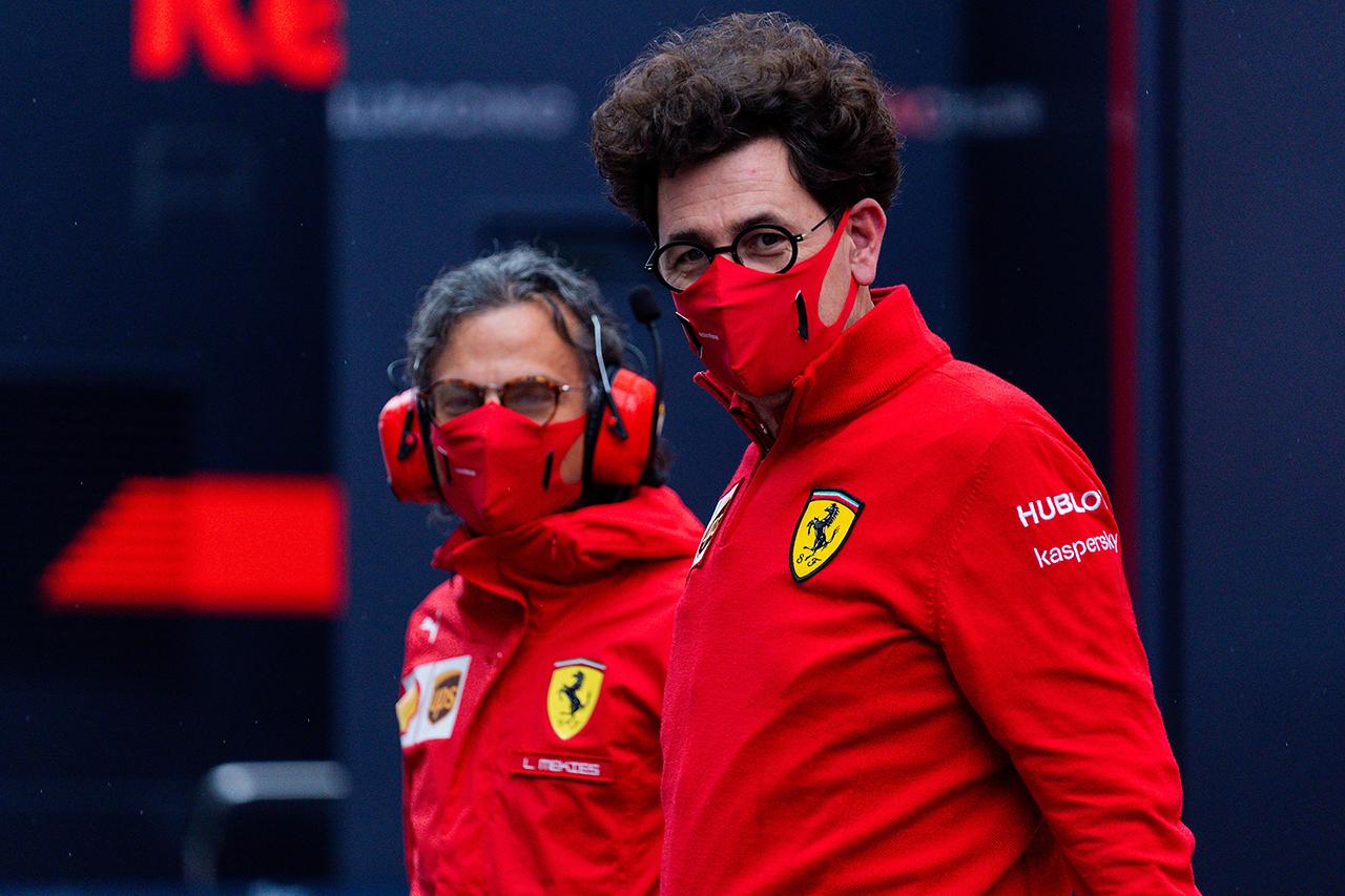 フェラーリF1、チーム代表マッティア・ビノットの後任をすでに選定?