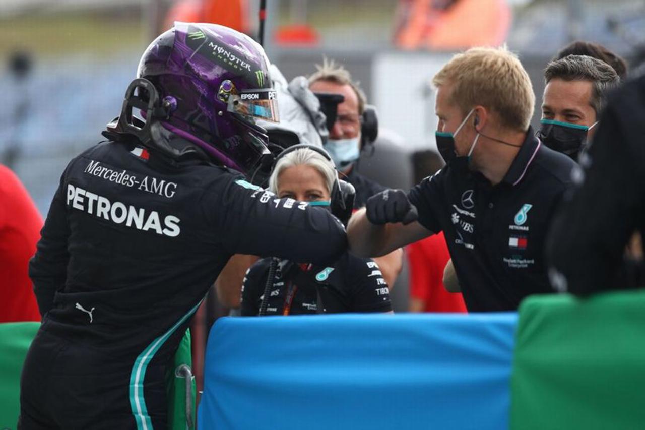 2020年 F1ハンガリーGP 予選:トップ3ドライバーコメント