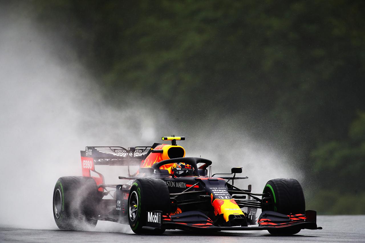 ホンダF1 「雨で走行ができず。セットアップを煮詰める必要がある」 / F1ハンガリーGP 初日