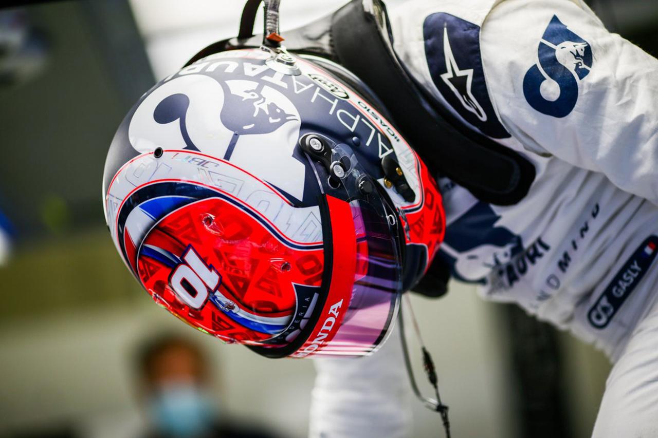 ホンダF1、アルファタウリのピエール・ガスリーに2基目のCEを投入 / F1ハンガリーGP