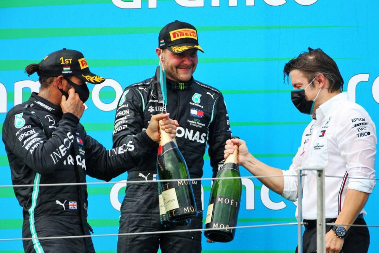 F1ハンガリーGP 決勝:トップ10 ドライバーコメント