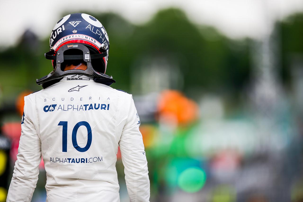 ピエール・ガスリー、ギアボックストラブルでリタイア「難しい週末」 / アルファタウリ・ホンダF1 ハンガリーGP 決勝