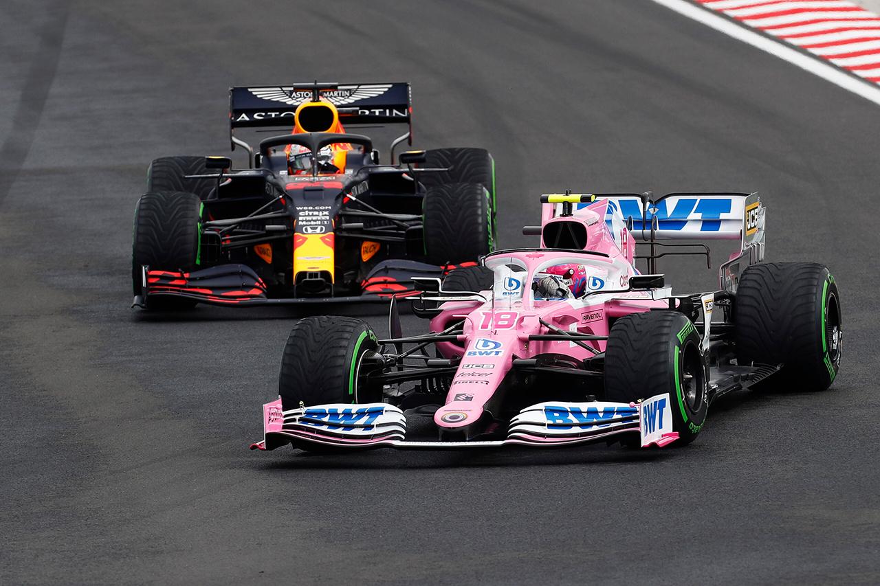 ランス・ストロール レッドブル・ホンダよりもマシンは速かった」 / レーシング・ポイント F1ハンガリーGP 決勝
