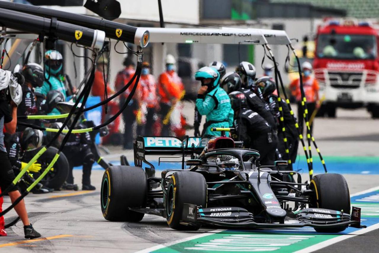 2020年 F1ハンガリーGP 決勝:ピレリ タイヤ戦略解説
