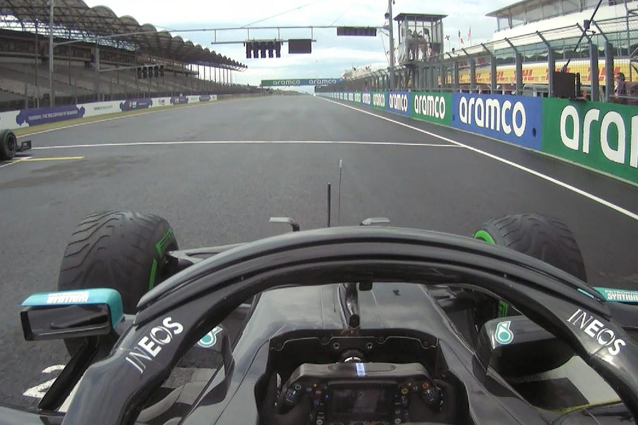 F1レースディレクター、ボッタスのスタートは「センサーの許容範囲」 / F1ハンガリーGP 決勝