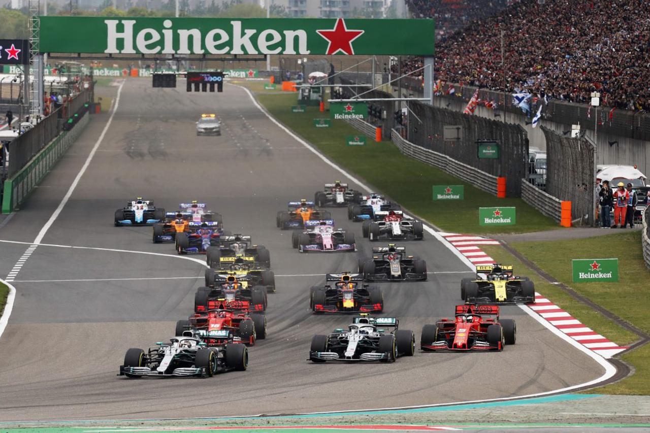 F1中国GP、2連戦の提案から一転して中止に?