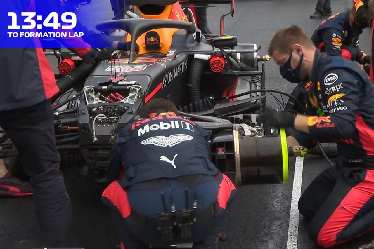 【動画】 レッドブル・ホンダF1のマシン修復作業 - 激動の20分間完全版 / F1ハンガリーGP