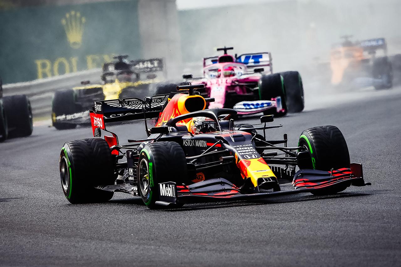 ホンダF1:2020年 第3戦 F1ハンガリーGP 決勝レポート