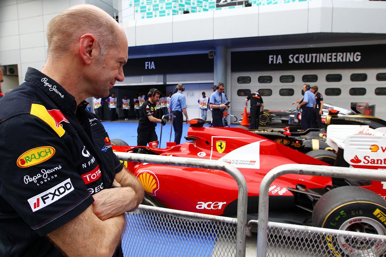 FIA会長 「他のF1マシンをコピーすることは何十年も前からの慣習」