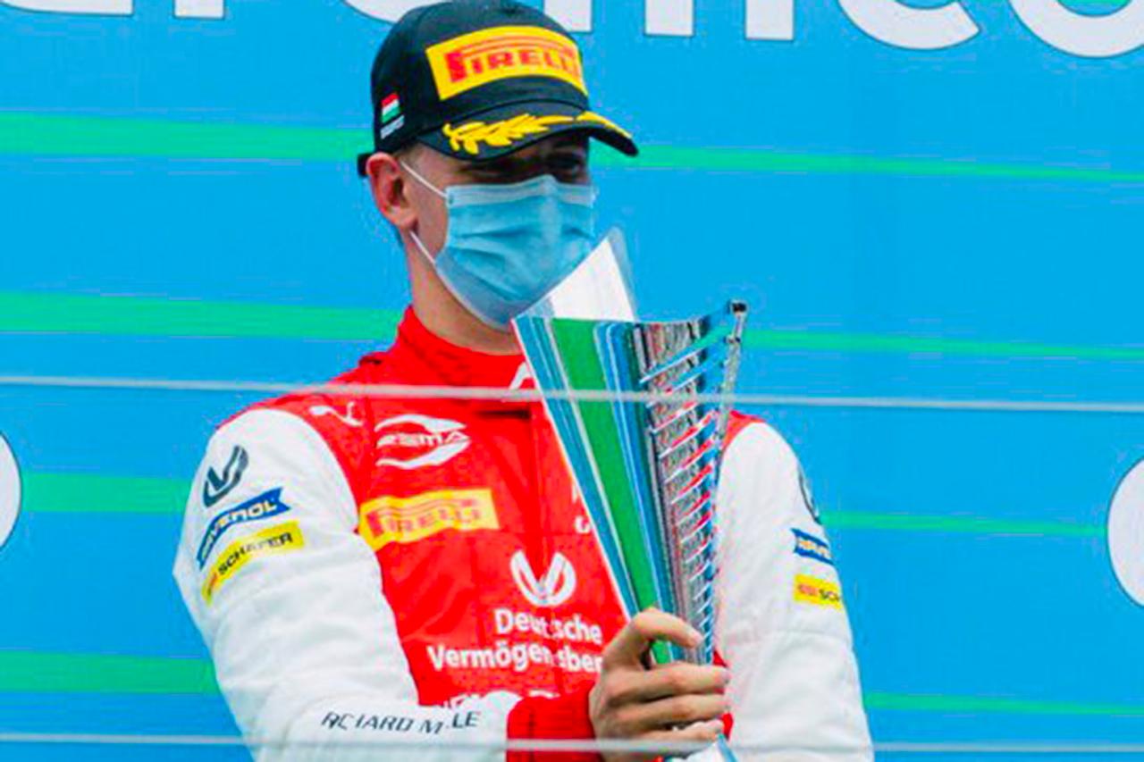 フェラーリF1代表 「ミック・シューマッハの2021年のF1検討は時期尚早」