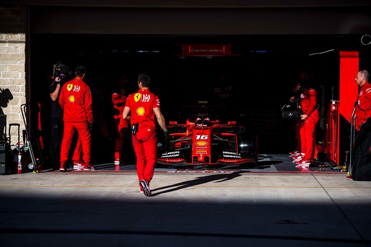 フェラーリの2019年F1エンジンの不正を暴いたのは産業スパイ?