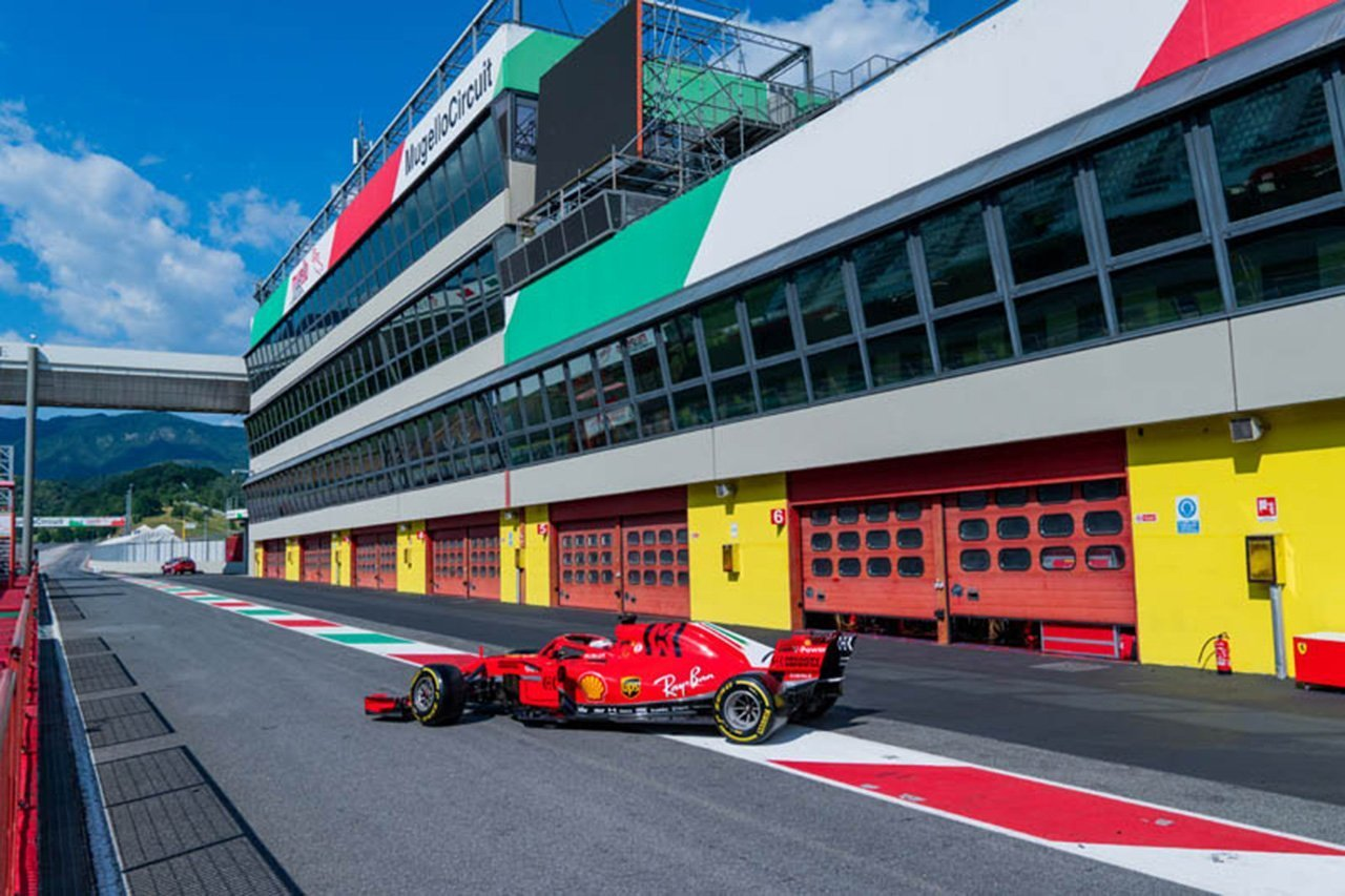 ピレリ、F1トスカーナGP&F1ロシアGPのタイヤコンパウンドを発表 / 2020年のF1世界選手権
