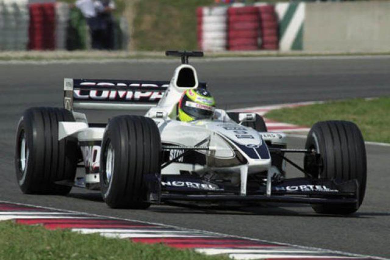 ウィリアムズ FW22