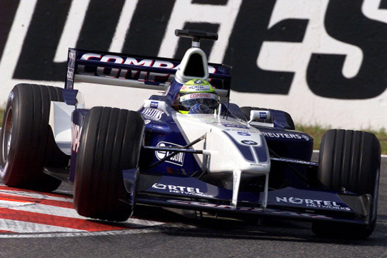 ウィリアムズ FW23
