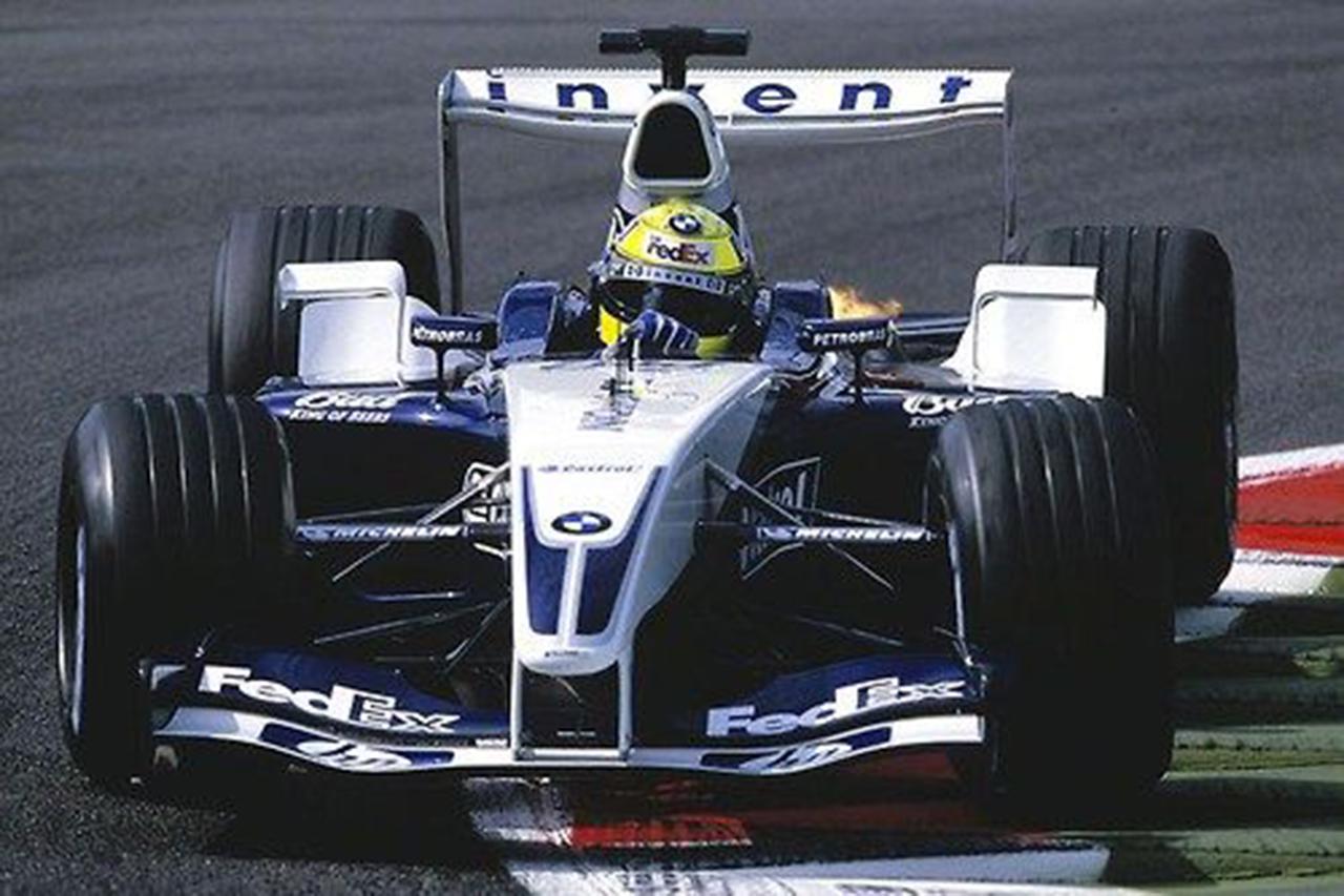 ウィリアムズ FW25