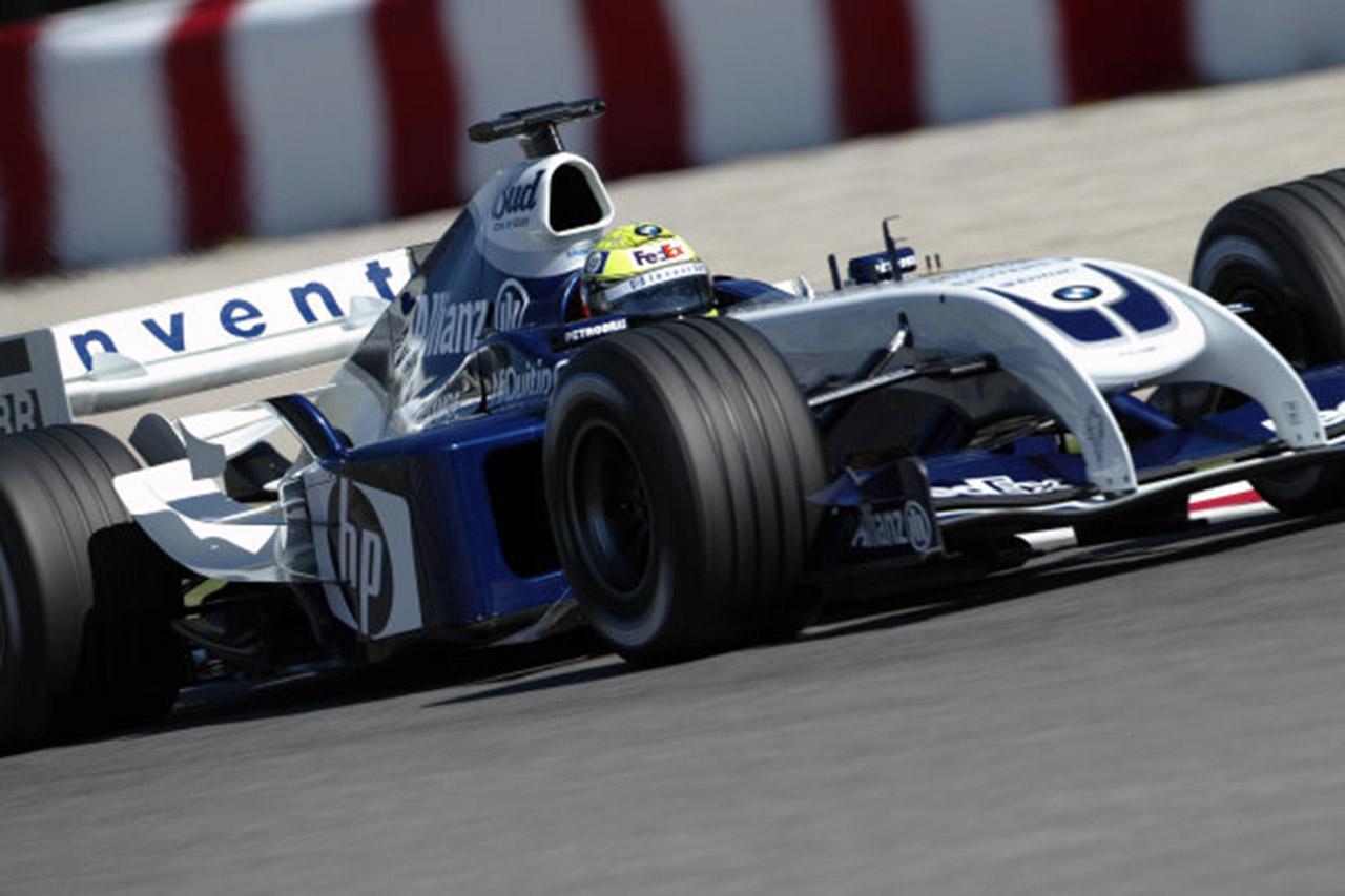 ウィリアムズ FW26