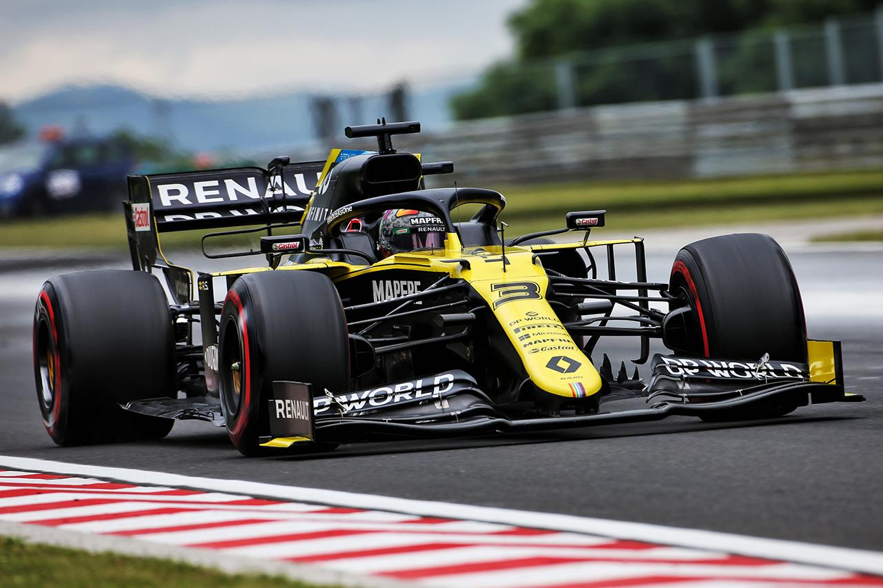 ダニエル・リカルド 「今季のルノーF1はフェラーリよりも速い」