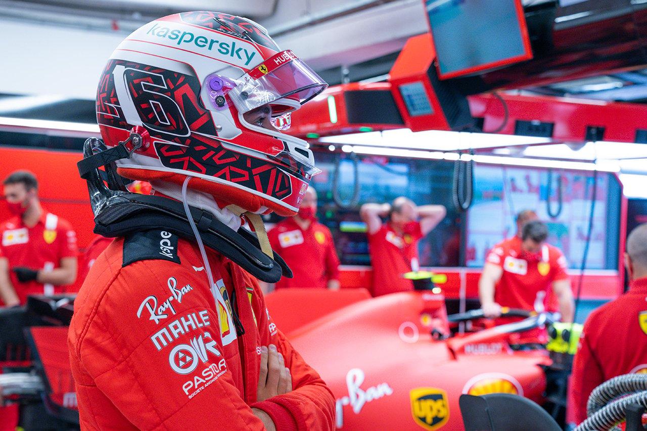 「イタリアはシャルル・ルクレールに期待しすぎ」とハイドフェルド / フェラーリF1