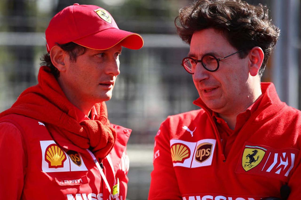 フェラーリ会長 「2022年にF1で勝利に返り咲くことに焦点を置いている」