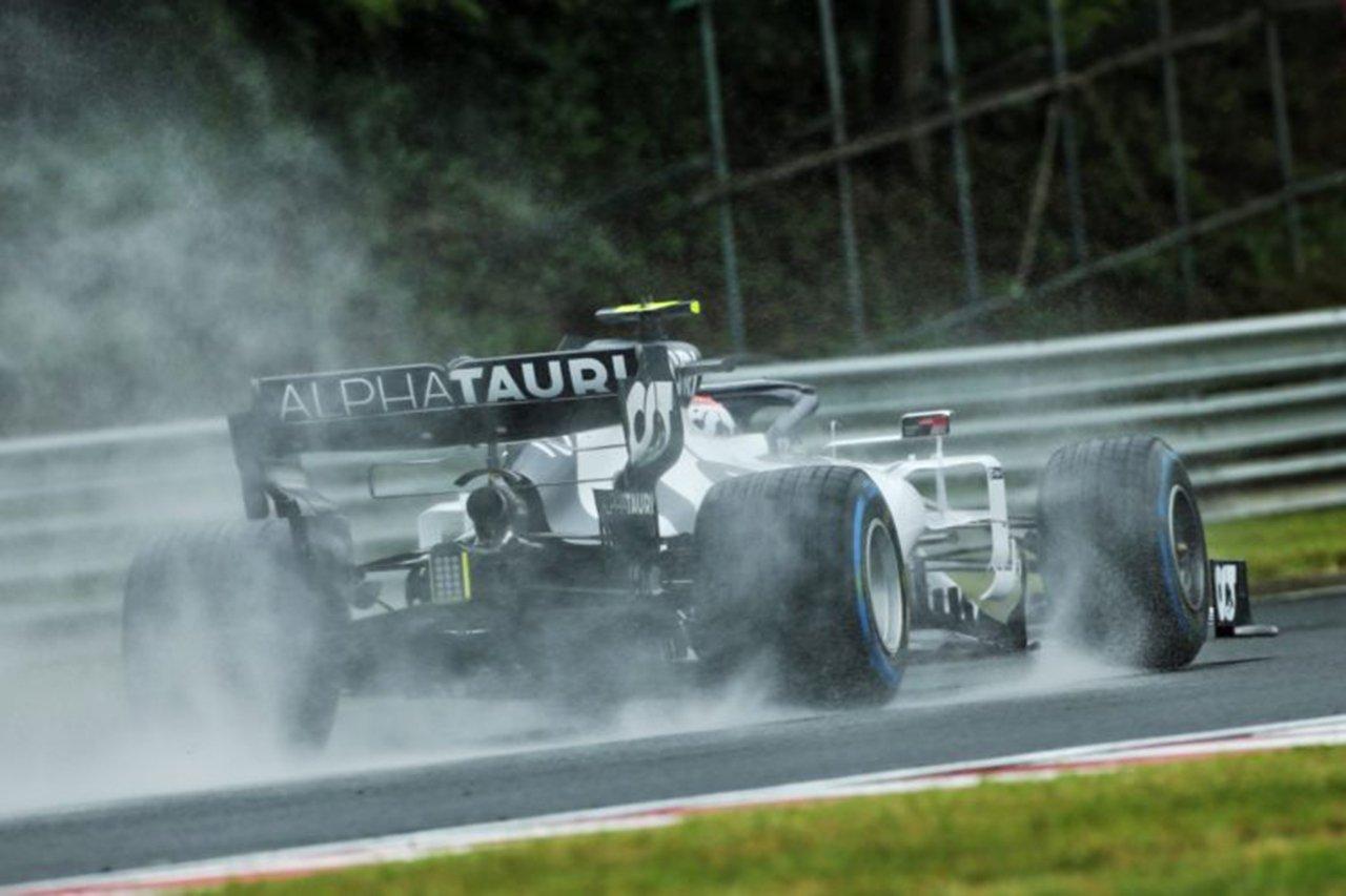 ピエール・ガスリー 「ウィリアムズF1は中団グループに復帰した」
