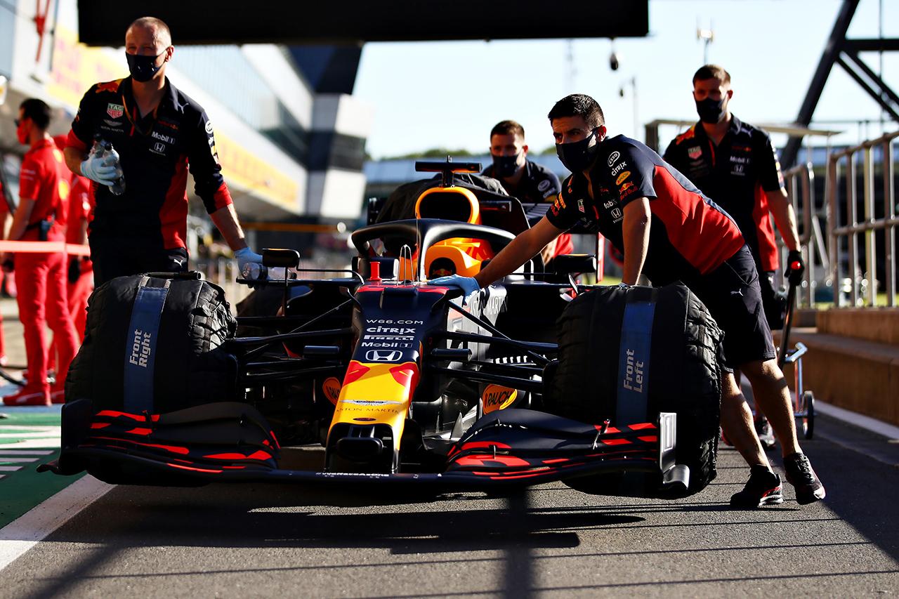 ホンダF1:2020年 第4戦 F1イギリスGP プレビュー