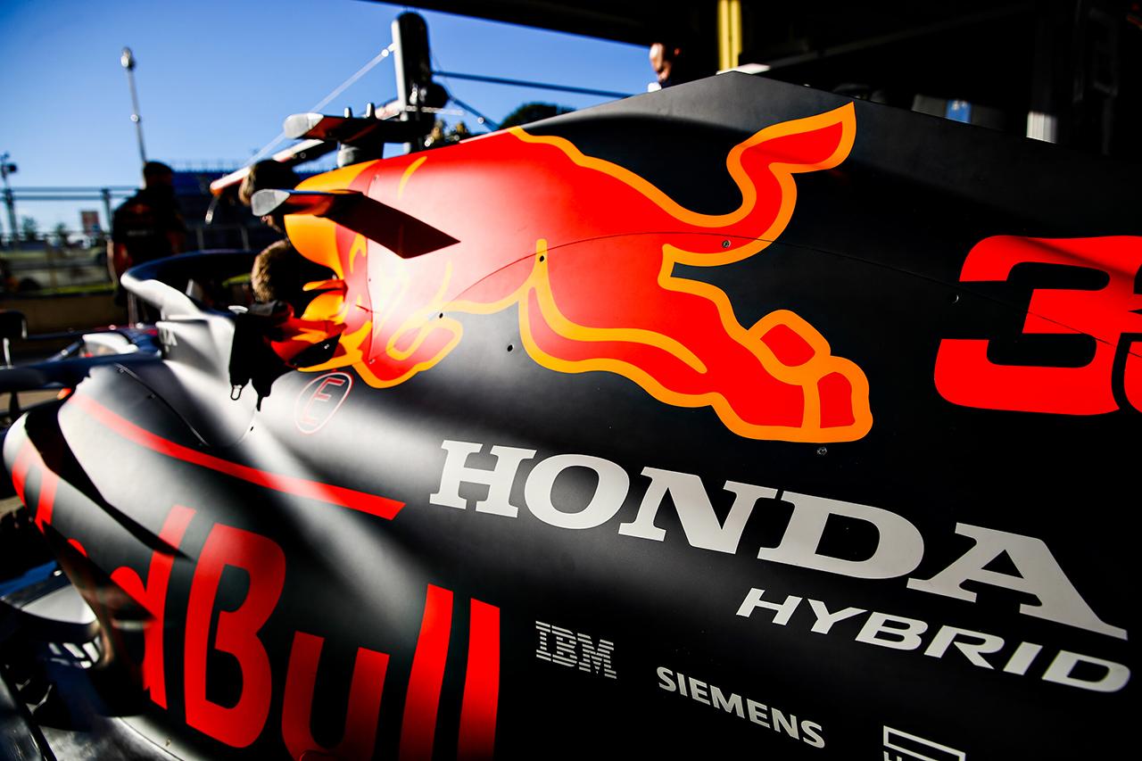 ホンダのF1エンジン、メルセデスとの差は30馬力 / 2020年のF1世界選手権