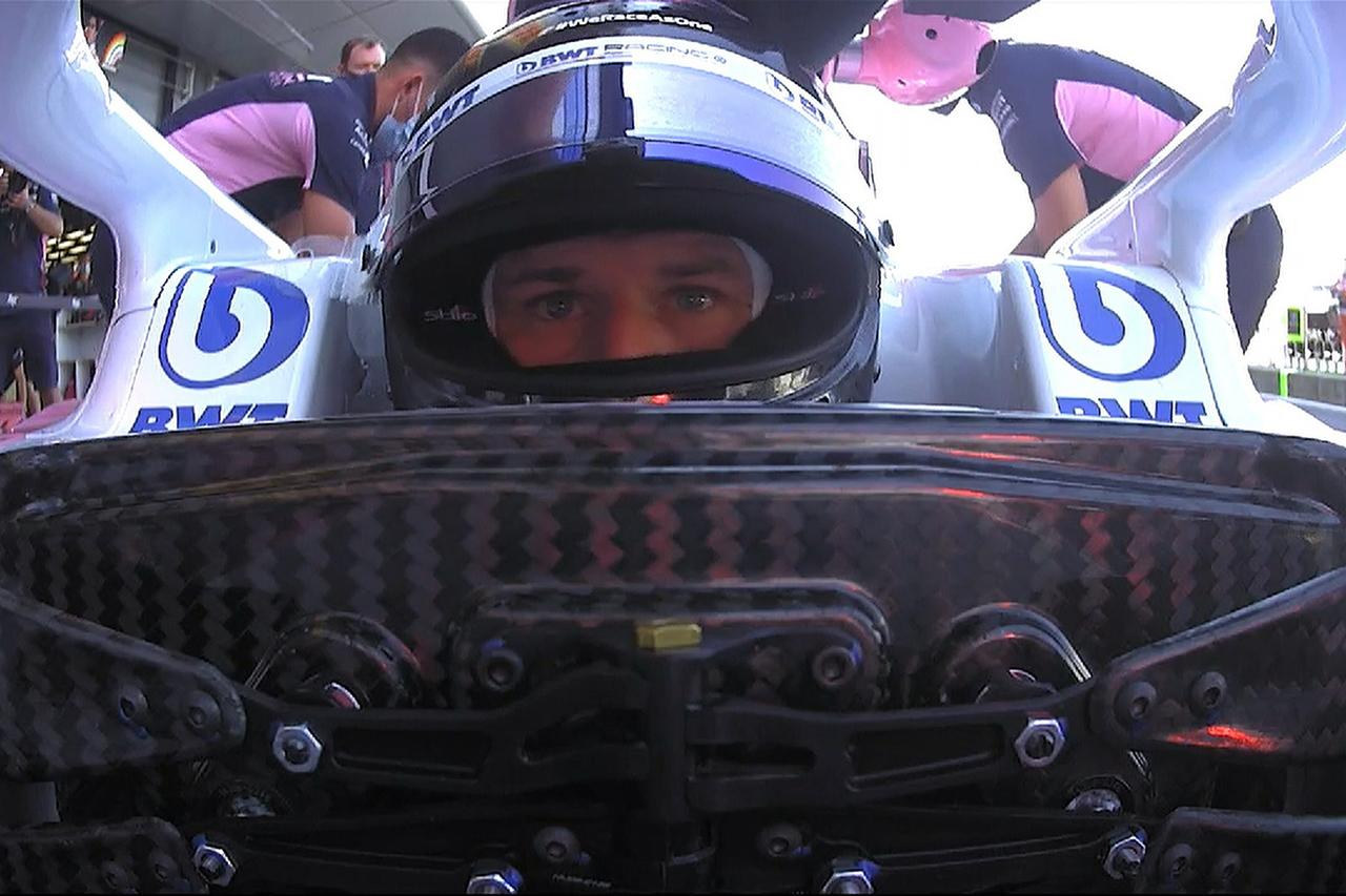 ニコ・ヒュルケンベルグ 「レーシング・ポイントのために全力を尽くす」 / F1イギリスGP