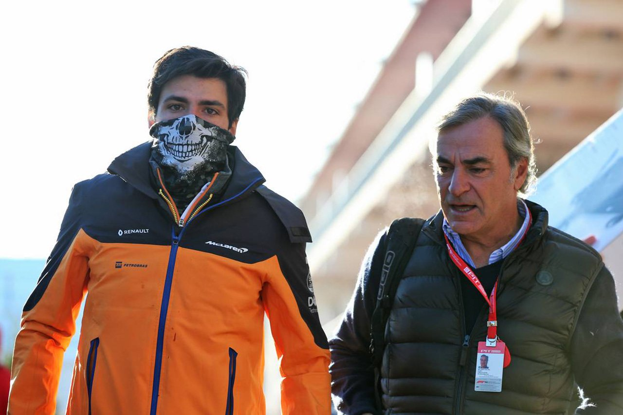 カルロス・サインツ 「フェラーリF1の詳細なリサーチには驚かされた」