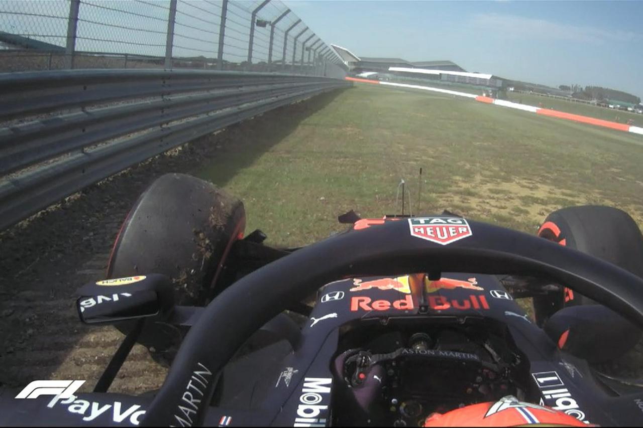 【動画】 アレクサンダー・アルボン、ストウで大クラッシュ / F1イギリスGP フリー走行2回目