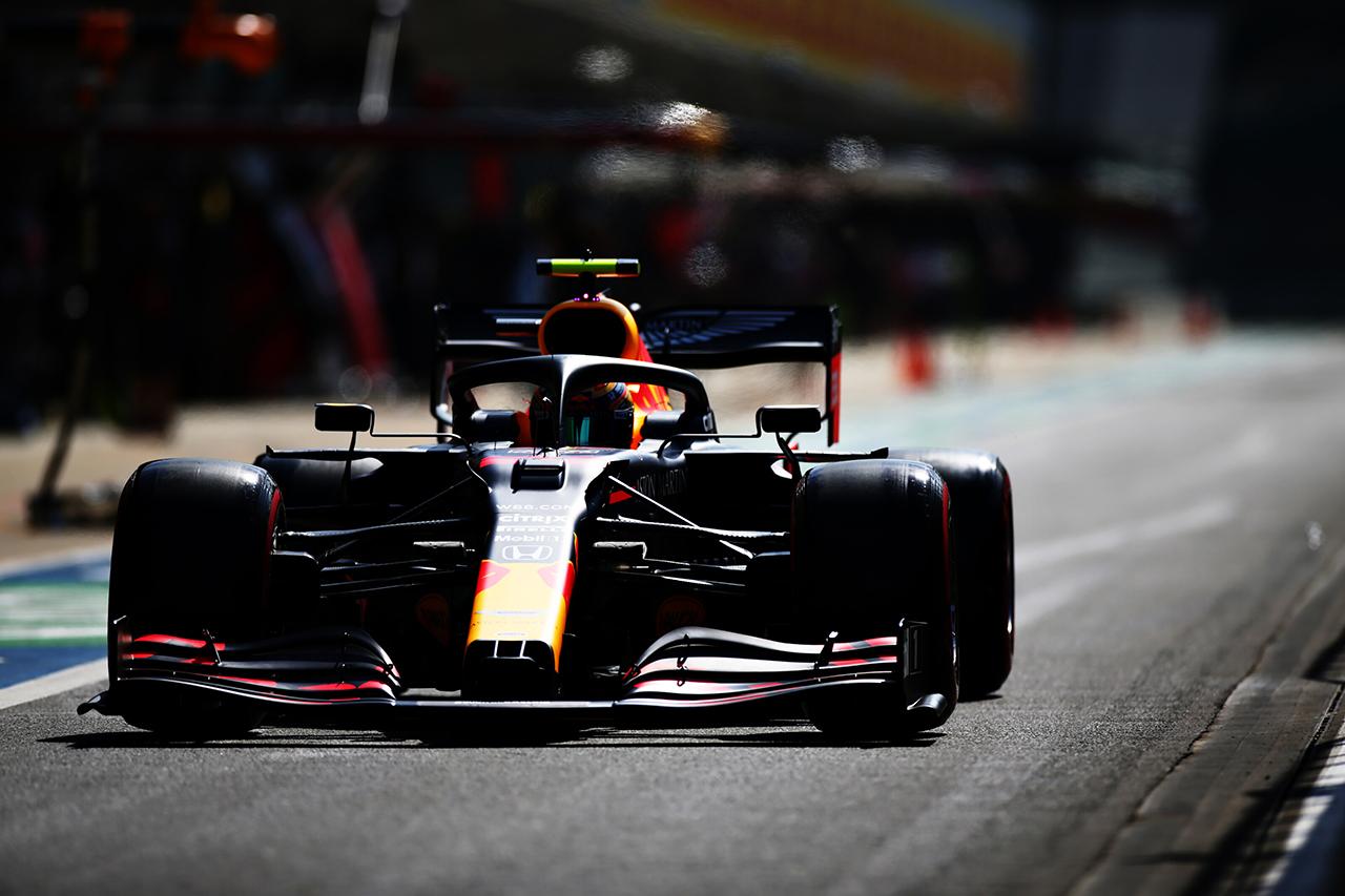 ホンダF1:2020年 第4戦 F1イギリスGP 金曜フリー走行レポート