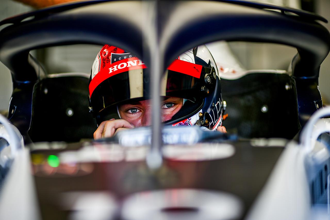 ピエール・ガスリー 「さらにいいパフォーマンスを発揮できる自信がある」 / アルファタウリ・ホンダ F1イギリスGP 初日