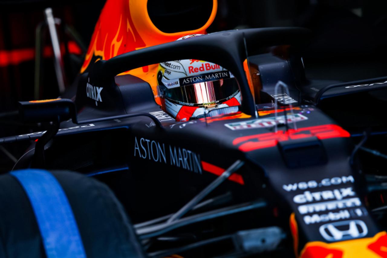 マックス・フェルスタッペン 「進歩はしているが低速コーナーで不十分」 / レッドブル・ホンダF1
