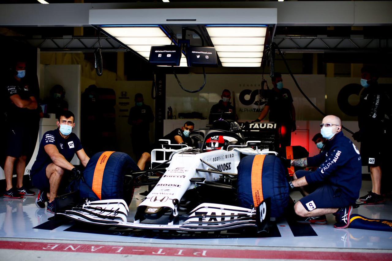 【速報】 F1イギリスGP 予選Q1:ホンダF1勢は4台が通過