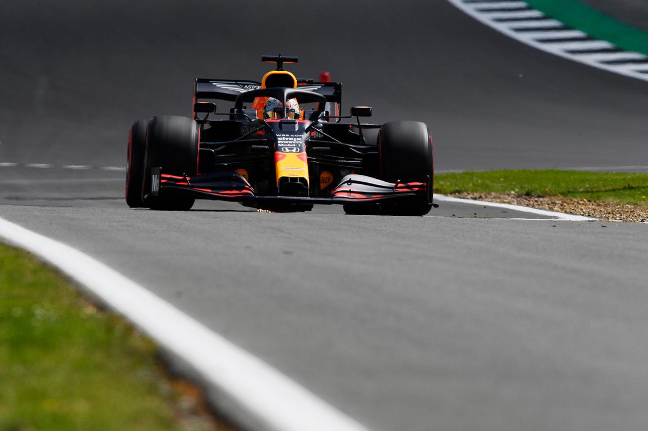 【速報】 F1イギリスGP 予選結果:マックス・フェルスタッペンは3番手