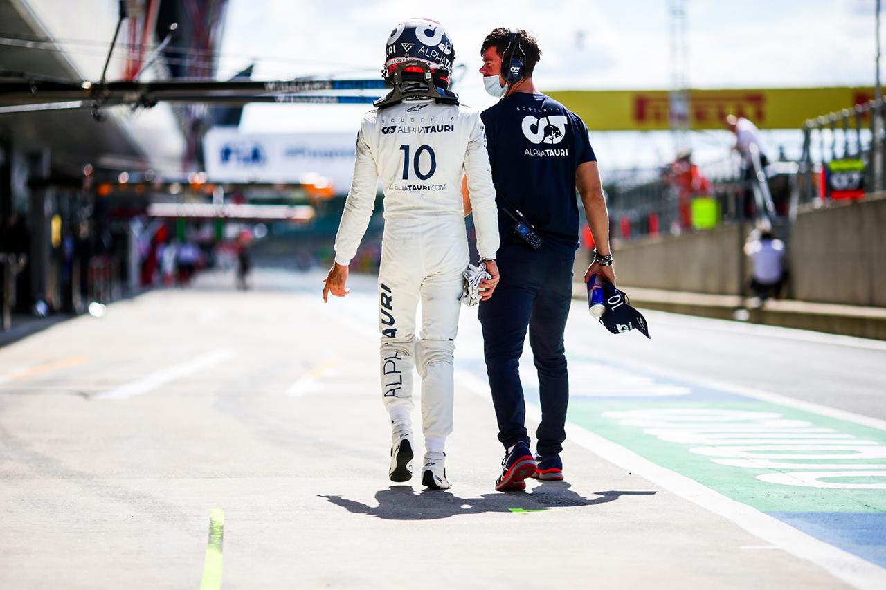 F1イギリスGP 予選:ドライバーコメント(11番手~20番手)